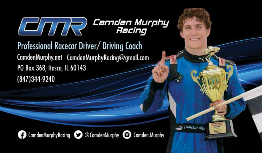 Camden Murphy Business Card