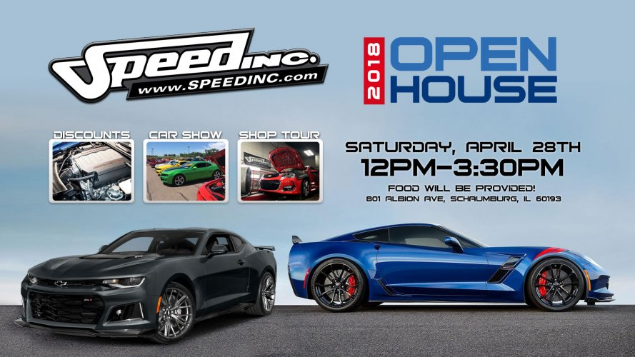 Speed Inc Flyer