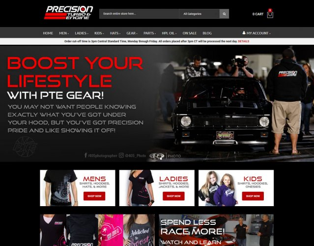 Precision Turbo Store