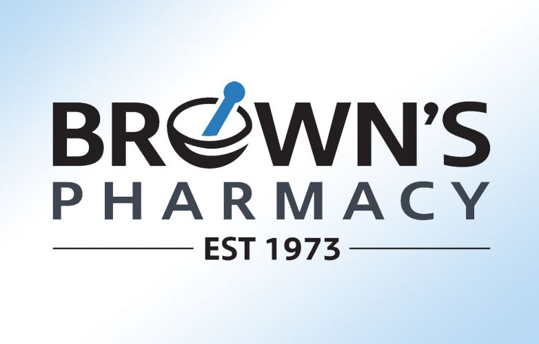 Brown's Pharmacy Logo